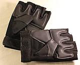 Перчатки без пальцев  штурмовые тактические Oakley, фото 9
