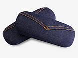 Футляр чохол для окулярів Jeans твердий, фото 4