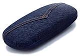 Футляр чохол для окулярів Jeans твердий, фото 6