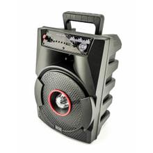 Портативная колонка Bluetooth BT806 в виде мини-чемодана / Габаритная колонка / Акустическая систма блютуз