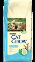 Cat Chow Kitten Chicken 15 кг.