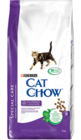 Cat Chow Special Care Hairball Control 15 кг.