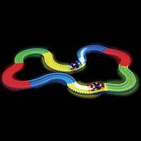 Детский гибкий трек Magic Tracks, Гибкий гоночный трек Меджик Трек 220 деталей