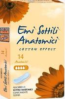 Прокладки гигиенические Emi Sottili Anatomici (14шт/уп)