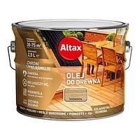 OLEJ Do Drewna - Защитное масло для древесины. ALTAX