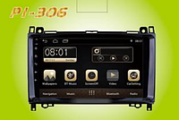PI-306 MERCEDES автомагнитола 2DIN / ANDROID 10.0 / 3/32GB