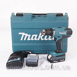 Аккумуляторный шуруповерт Makita DF457DWE