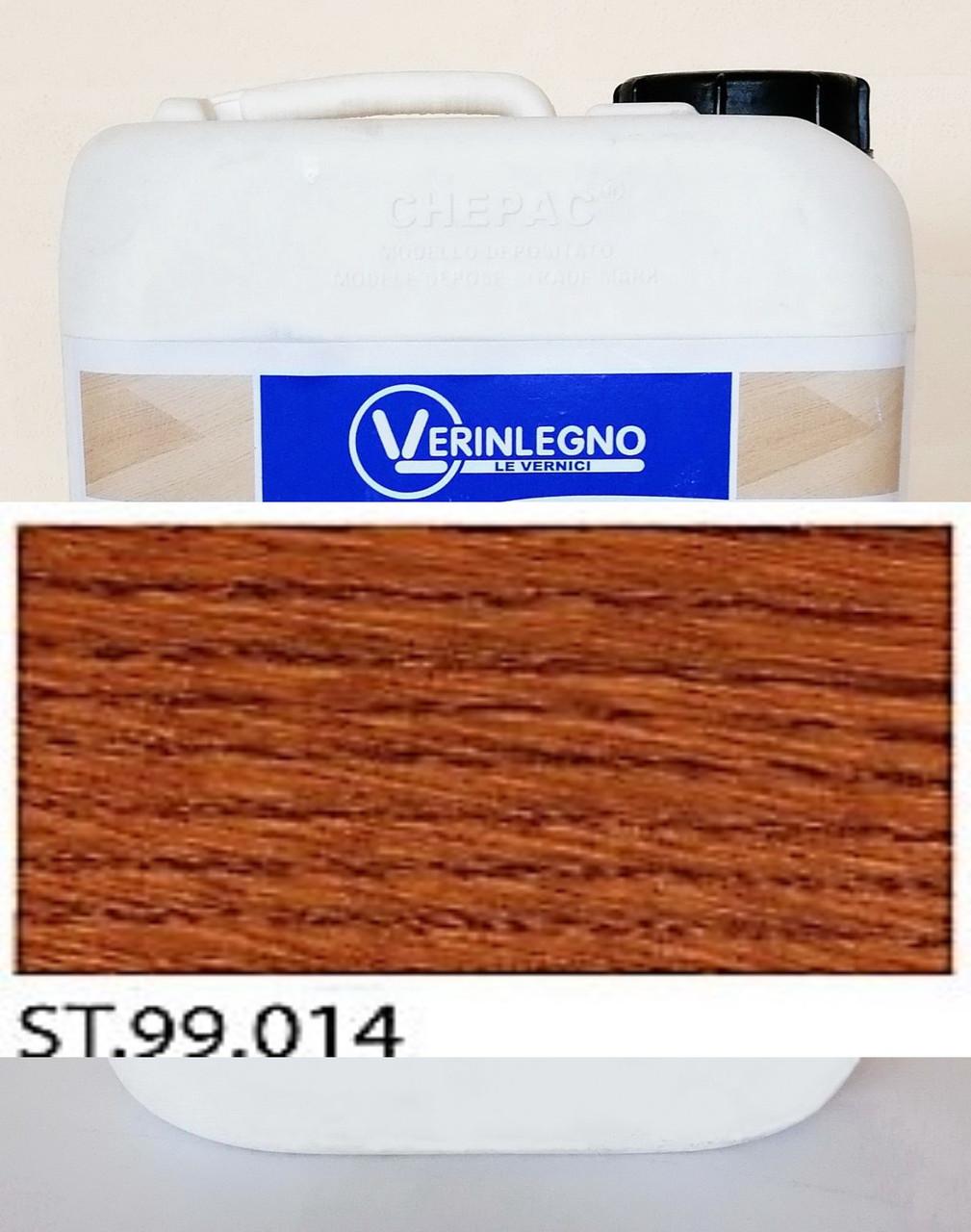 Краситель (морилка, пропитка, бейц)  для дерева VERINLEGNO ST.99.014, тара: 1л.