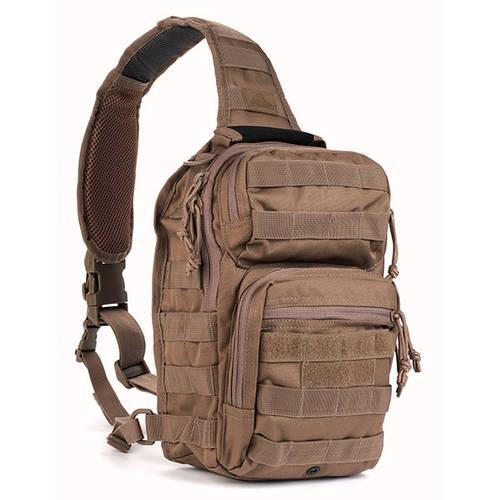Военный однолямочный рюкзак тактический Red Rock Rover Sling (Dark Earth) 922173