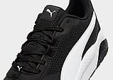 Мужские кроссовки Puma Anzarun Basis черные. Пума Оригинал 46 размер, фото 5
