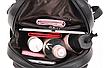 Рюкзак женский кожаный DiHao Daishu, фото 9