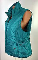Жіноча безрукавка трішки утеплена Розмір 44 ( В-83), фото 2