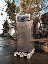 Морозильный шкаф нержавейка до -17 бу. купить морозилку б/у.