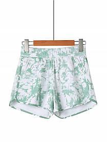 Жіночі короткі шорти трикотажні