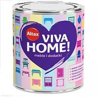 VIVA HOME - краска для мебели и интерьера на водной основе. ALTAX