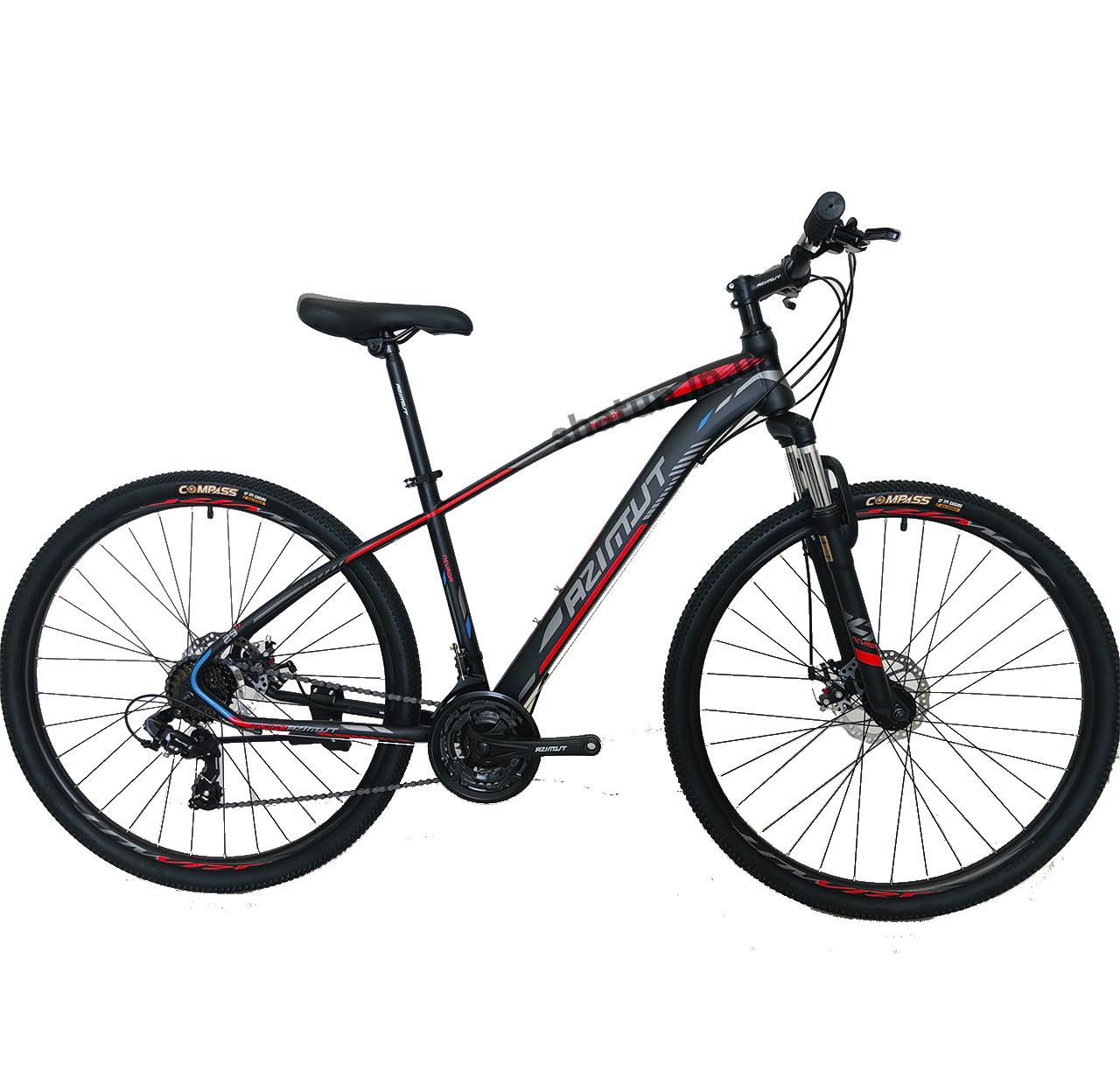 """Гірський велосипед 27,5"""" Azimut Nevada GFR/D"""