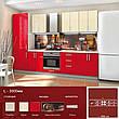 Кухня глянцева серії HIGH GLOSS модульна під замовлення, фото 3
