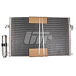 Радиатор кондиционера Chevrolet Lacetti 04-