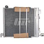 Радиатор кондиционера Opel Astra G 97-