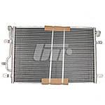 Радиатор кондиционера Audi  A4 05-