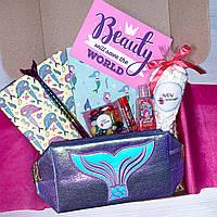 "Подарочный бокс для девочки WowBoxes "" Mermaid Box #1"""
