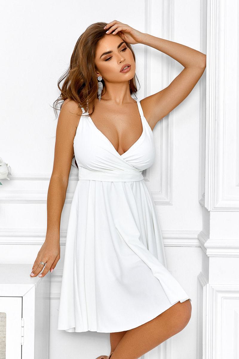 Коктейльное короткое платье 42,44,46 размер