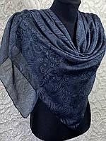 Женский хлопковый платок с этническом рисунком (цв.16)