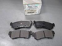 Колодки задні PROFIT 5000-1889 CHEVROLET LACETTI ->07