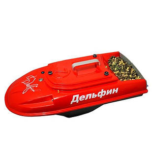 Кораблик для підгодовування Дельфін 7