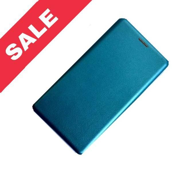 Чохол-книжка ''Classy&Level'' Xiaomi Redmi Mi Note 10/Mi CC9 Pro blue