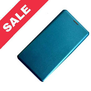 Чохол-книжка ''Classy&Level'' Xiaomi Redmi Mi Note 10/Mi CC9 Pro blue, фото 2