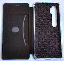 Чехол-книжка '' Classy & Level '' Xiaomi Redmi Mi Note 10 / Mi CC9 Pro blue, фото 3