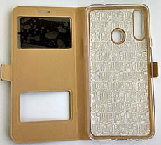 Чохол книжка Momax Samsung A207/A20S gold, фото 2