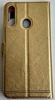 Чохол книжка Momax Samsung A207/A20S gold, фото 3