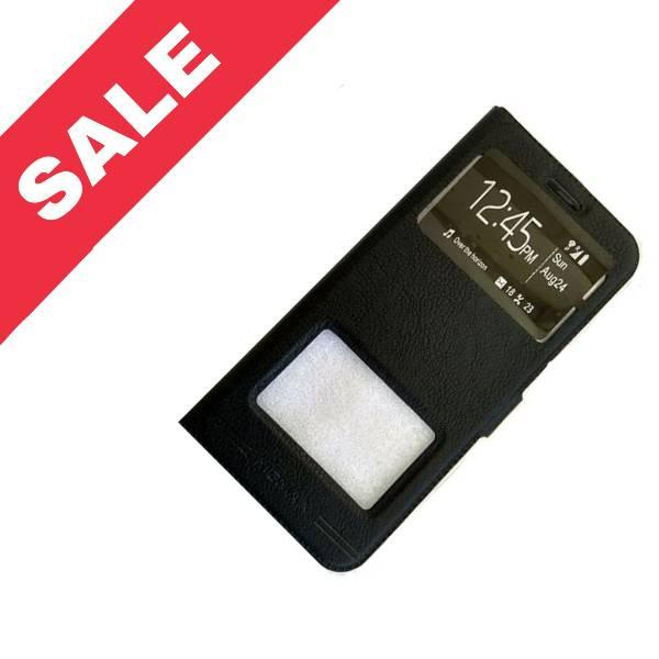 Чехол книжка Momax Samsung A207 / A20S black