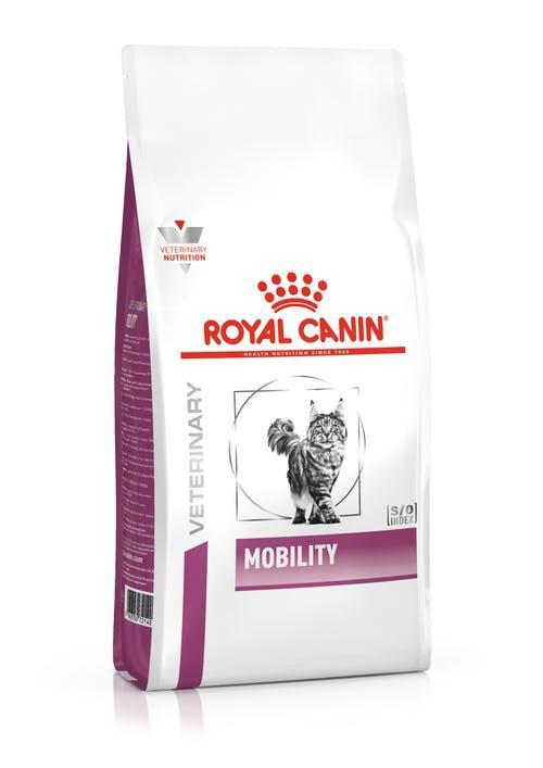 Royal Canin Mobility Feline(Мобилити Филайн)диета д/кошек при заболеваниях опорнодвигательного аппарата 0.4 кг