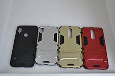 """Накладка противоударная """"MIAMI ARMOR CASE"""" IPHONE 11 Black, фото 2"""