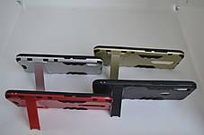 """Накладка противоударная """"MIAMI ARMOR CASE"""" XIAOMI REDMI NOTE 8T BLACK, фото 3"""