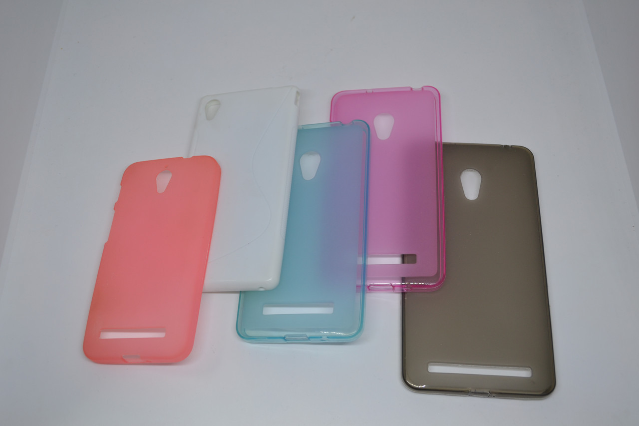 Силікон  NEWLINE HTC DESIRE 510 BLACK