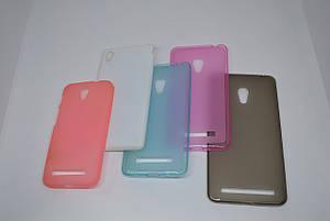 Силикон NEWLINE HTC DESIRE 516 WHITE, фото 2