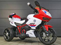 Детский мотоцикл на аккумуляторе с пультом Speed HP2-1