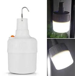 Лампа фонарь для кемпинга подвесной на аккумуляторе, отдыха светильник