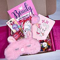"Подарочный бокс для девочки WOW BOXES ""Bunny box №3"""