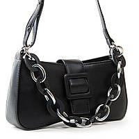 Сумка жіноча клатч 2851 black. Джемпера жіночі сумки купити недорого в Україні, фото 1