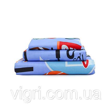 Постельное белье подростковое «VILUTA» Ранфорс VР 20124, фото 2