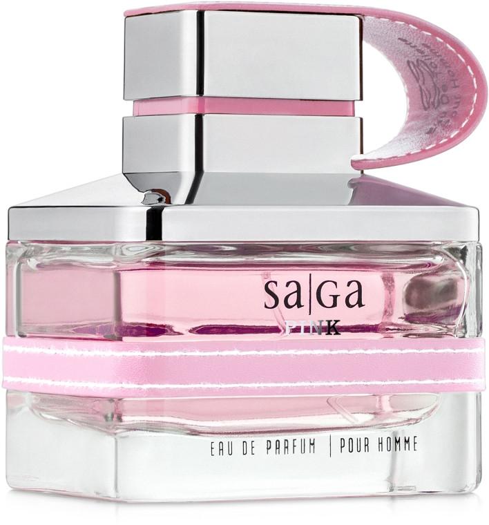 Парфюмированная вода для женщин Emper Saga Pink 100 мл