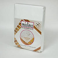 Наматрасник Mislina, 90х200 см, влагонепроницаемый, (4111)