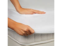 Наматрасник-простынь Leleka-Textile, 90х200 см, влагонепроницаемый, (4207)