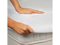 Наматрасник-простынь Leleka-Textile, 140х200 см, влагонепроницаемый, (4209)