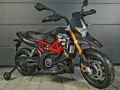Детский мотоцикл на аккумуляторе APRILIA PL